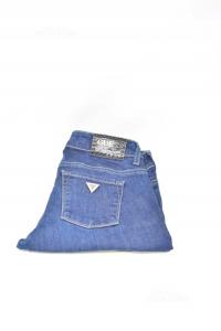 Jeans Donna Guess Mod. Starlet Slim Fit Tg. 30